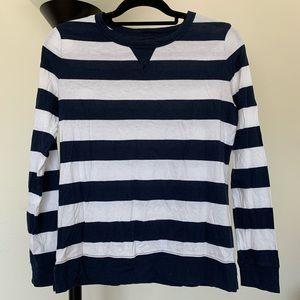 GAP Stripes Long Sleeve Sweater